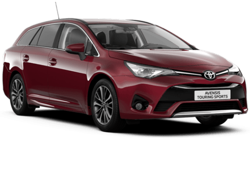 AVENSIS EDITION S+